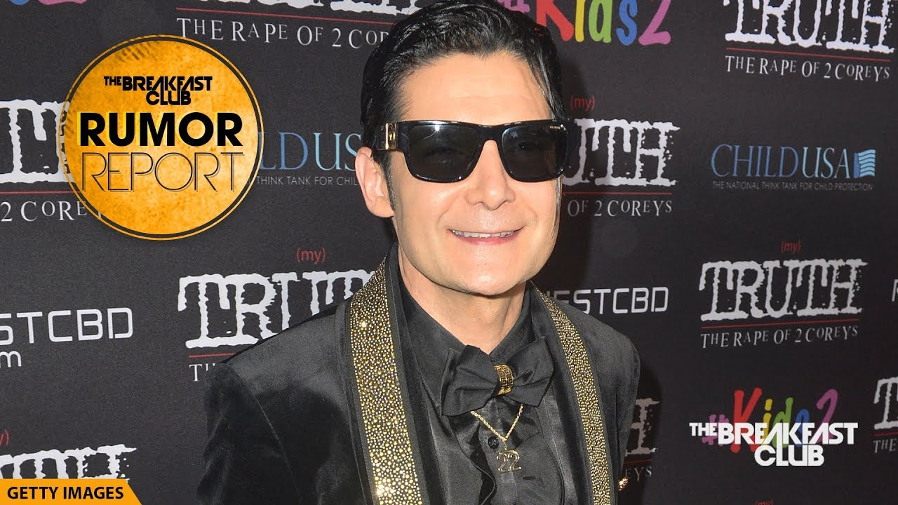 Corey Feldman Talks Alleged Charlie Sheen Rape Of Corey Haim In Documentary