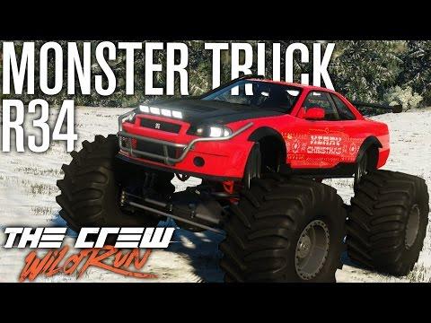 monster-truck-skyline-r34?!-|-the-crew-wild-run-gameplay-w/-the-nobeds