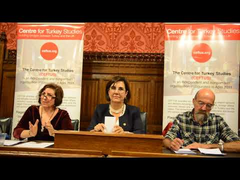 Westminster Debate, 'Changes to the Education System in Turkey and the Opposition'