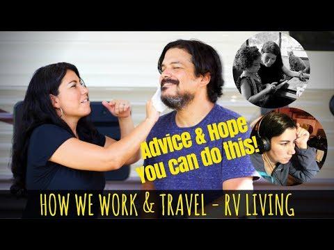 How to Balance Work & Travel   RV Living