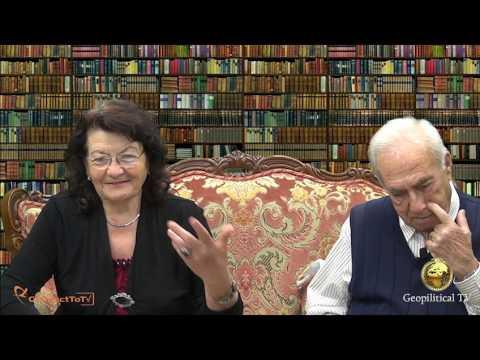 GEOPOLITICAL TV   Վերնատան Հյուրերը   Karen Galstyan   Svetlana & Vahan Tonapetyanner