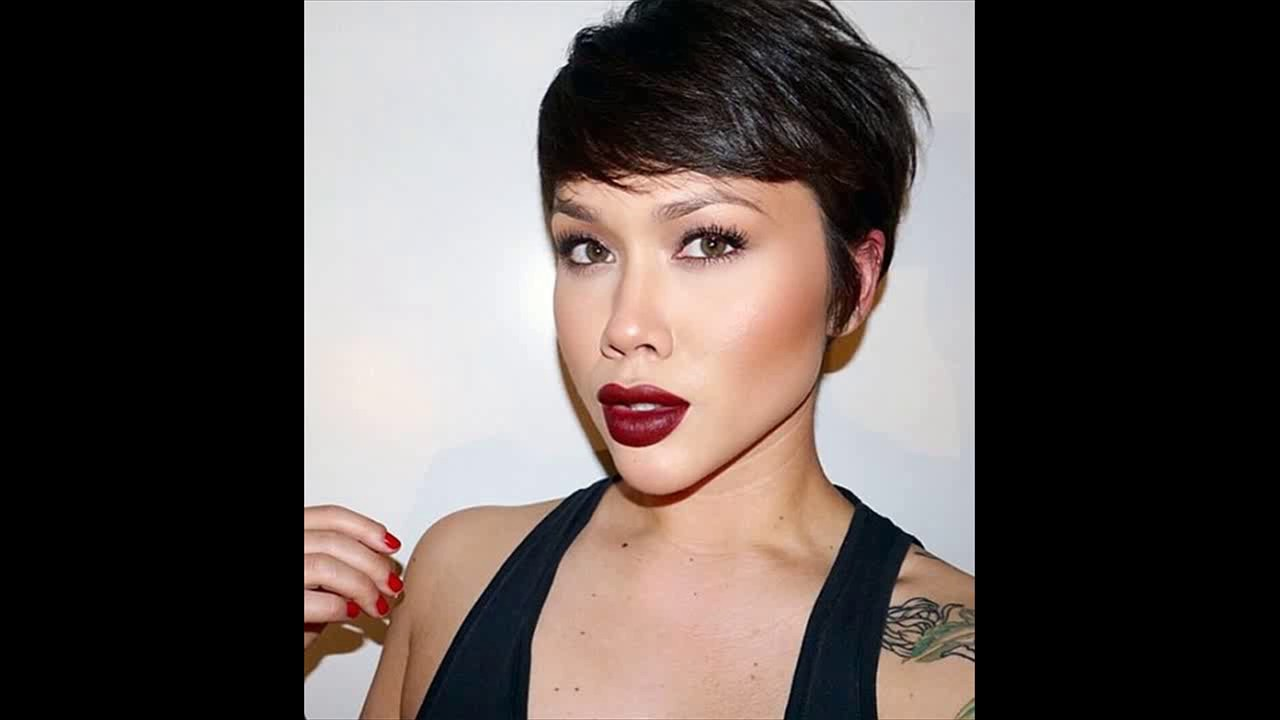 20 Trendy African American Pixie Cuts 2017 Pixie Cuts For Black