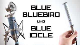 Blue Bluebird XLR-Mikrofon & Icicle Audiointerface REVIEW - felixba