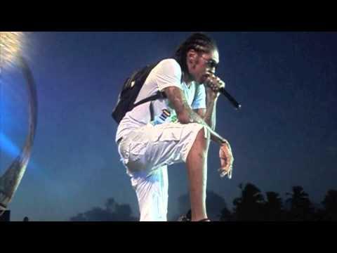 "Vybz Kartel's LAST ""live"" @ Pigeon Point, Tobago for Gr8 Fete Weekend 2011"