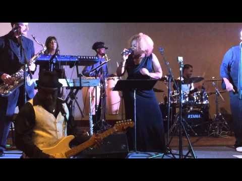 """The Inner City Band, Featuring Eileen Sanders(Cover) Aretha Franklin """"Rocksteady"""""""