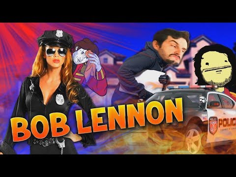 LES FLICS DU FUTUR !!! Thief Simulator Ep2 avec Bob Lennon