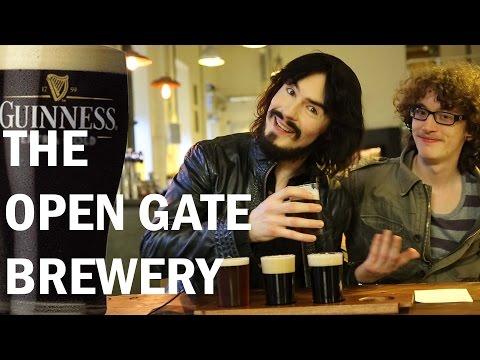 'The Open Gate Brewery' - Dublin 2017 - 'Guinness'