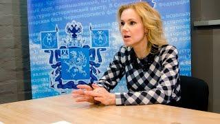 В студии ForPost актриса театра Луначарского Екатерина Семёнова-Неврузова