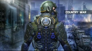 Country War - Android Battleground Survival Shooting Gameplay ᴴᴰ