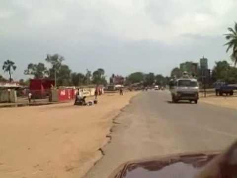 Malawi roads