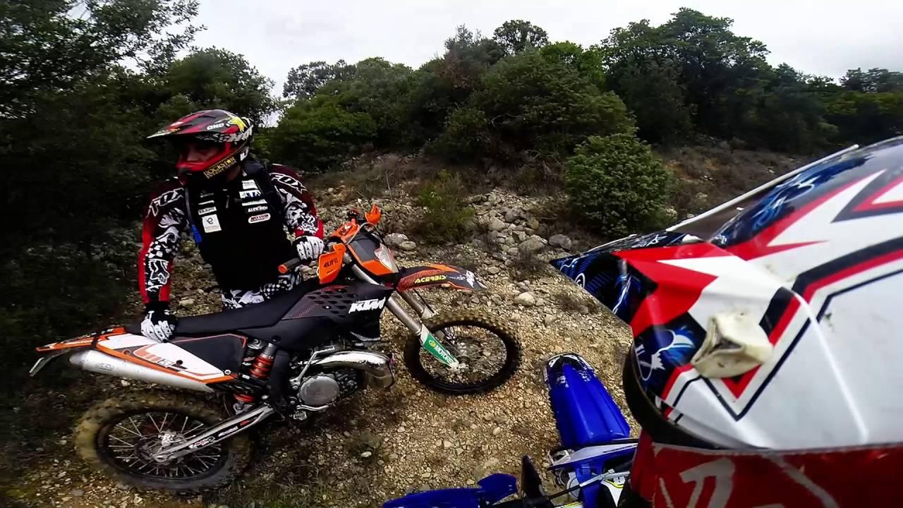 motocross rousson