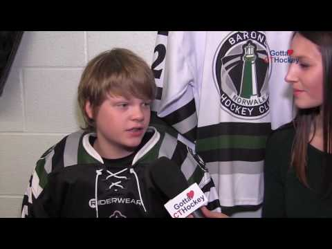 Youth Hockey: Pee Wee Tier 4 Norris Division Tournament 2017