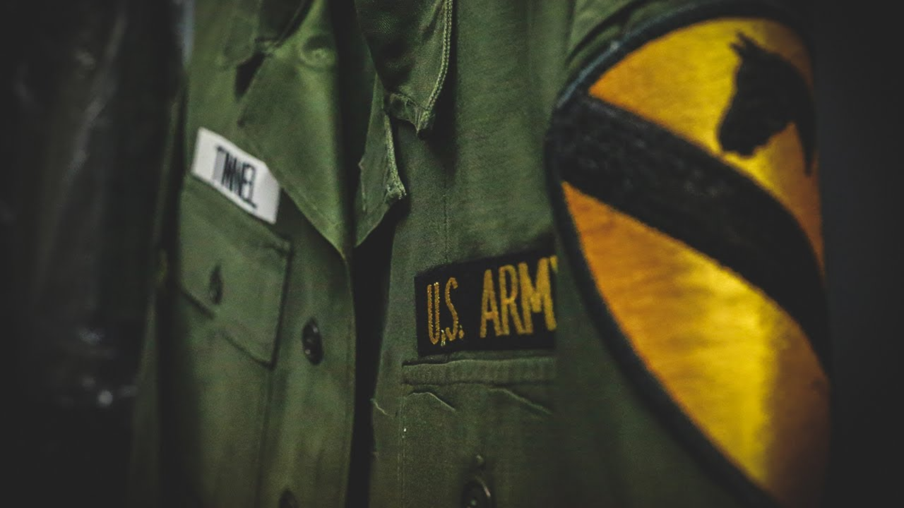 2019 Army Navy Uniform The Birth Of Airmobile