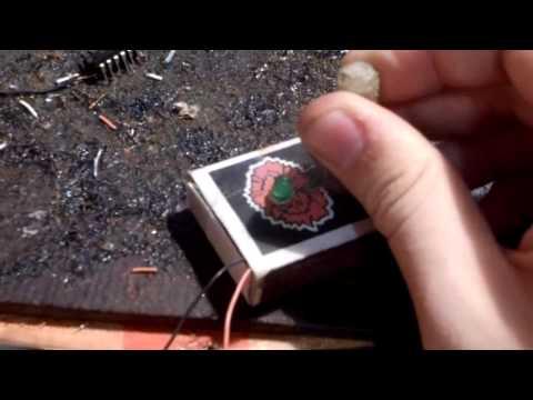 Светодиодная мигалка с