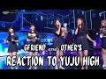 GFRIEND & Other's Reaction to Yuju's High Note (Part 1)