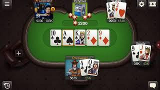 Я играю покер