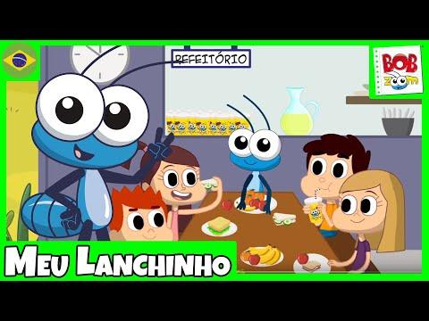 Meu Lanchinho - Bob Zoom - Video Infantil Musical Oficial