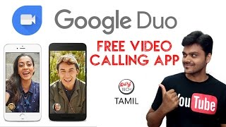 Google Duo : New Simple Easiest Way To Video Call | TAMIL TECH
