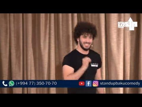 Ülvi Həsənli (Stand UP Baku 44-cü Veriliş)