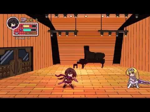 Phantom Breaker: Battle Grounds ep 1 Ninja Gal |
