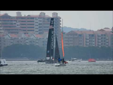 LOUIS VUITTON AMERICA'S CUP WORLD SERIES -FUKUOKA- DAY-01