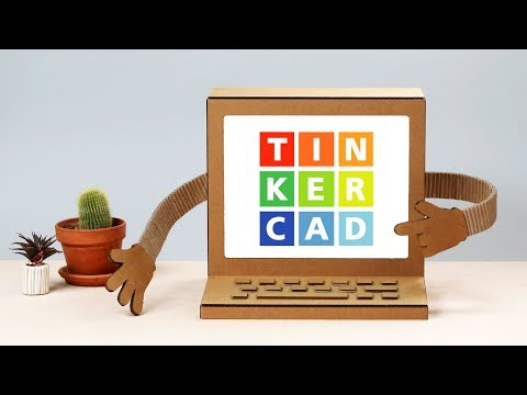 Welcome to Tinkercad!