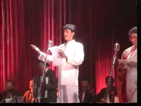 Baad Muddat Ke Eye Ghadi - Live performance by Sonu Nigam   Suman Kalyanpur.flv