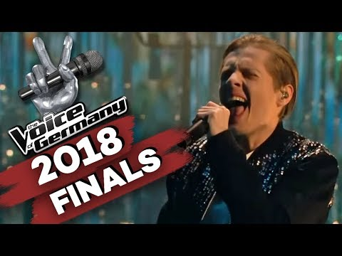Michael Jackson - She's Out Of My Life (Benjamin Dolic) | The Voice of Germany | Finale