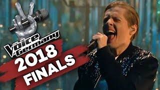 Michael Jackson - She's Out Of My Life (Benjamin Dolic)   The Voice of Germany   Finale