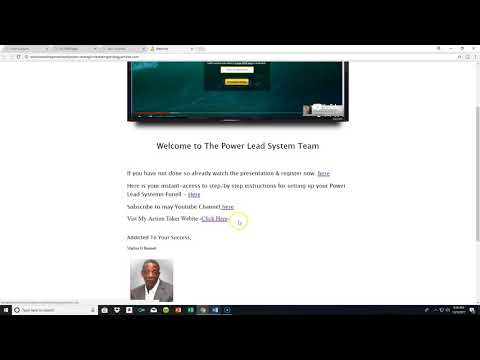 HOW TO MAKE MONEY ONLIN WITH THE POWER LEAD SYSTEM-2