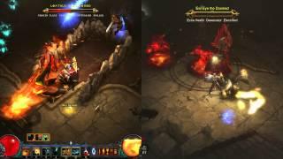 Diablo 3 - PC vs Xbox One
