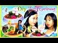 Diy My Fairy Garden Magical Cottage & Enchanted Fairy Garden Frozen Princess Elsa and Anna IRL