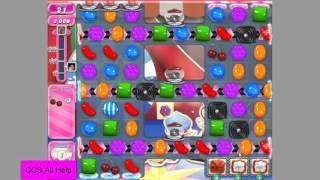 Candy Crush Saga Level 1377 NO BOOSTERS