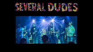 Several Dudes LIVE @ Isis Music Hall 6-23-2018