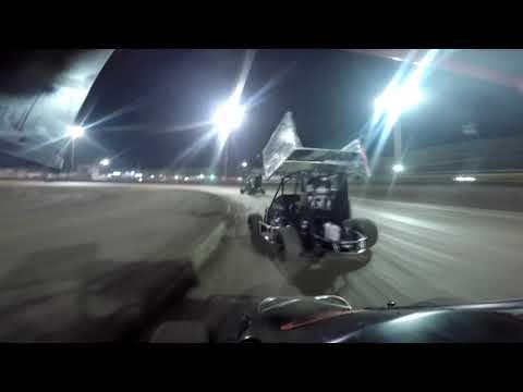 Lemoore Raceway Cal Cup 11-8-19 Jr Sprint Heat Cash GoPro