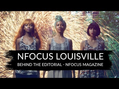 Summer Sparks - Behind The Editorial - NFocus Magazine