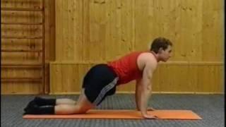 Упражнения при болях в позвоночнике