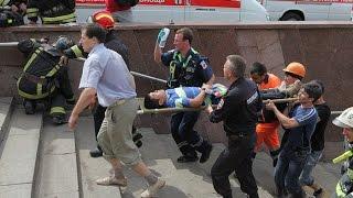 Авария в Московском метро. 15 Июля 2014