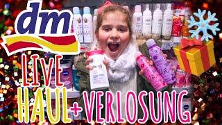 ❄️WINTER DM LIVE HAUL🦄 + VERLOSUNG 🎁 mit ERIK !! | magic marie