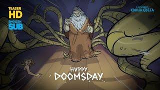 HAPPY DOOMSDAY - Comics [Teaser Trailer] // Motion comic