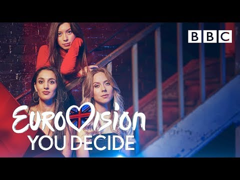 MAID sing 'Freaks' | Eurovision: You Decide - BBC