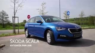 Škoda Scala - avtohiša Pan Jan