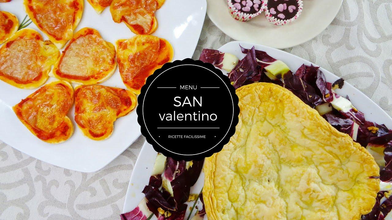 San Valentino⎮Idee Fai da Te per un menu con lui⎮Ricette facili e ...