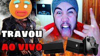 Xbox one x da xbox mil grau TRAVA no PUBG ao vivo e ele CONTROLA O DANO !