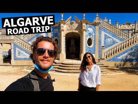 INCREDIBLE PORTUGAL 🇵🇹 EAST ALGARVE ROADTRIP!