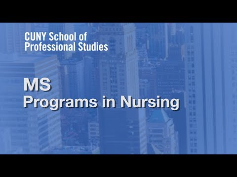 Information Session: Online MS in Nursing Degree Programs