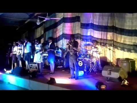 Amazing grace family Togo worship time 1