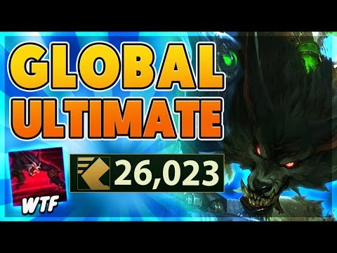 *WORLD RECORD* FURTHEST ULTIMATE EVER (HILARIOUS) - BunnyFuFuu