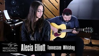 Alecia Elliott - Tennessee Whiskey (cover) YouTube Videos