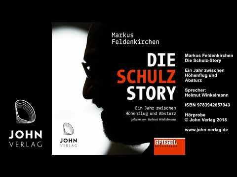 Die Schulz-Story: Ein Jahr zwischen Höhenflug und Absturz - Ein SPIEGEL-Hörbuch YouTube Hörbuch Trailer auf Deutsch